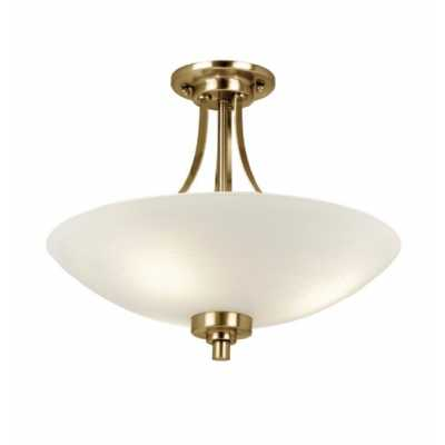 Ceiling Lamp Antique Brass