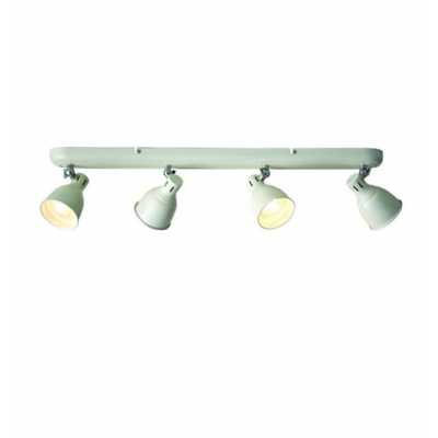 4 Ceiling Light Ivory Gloss
