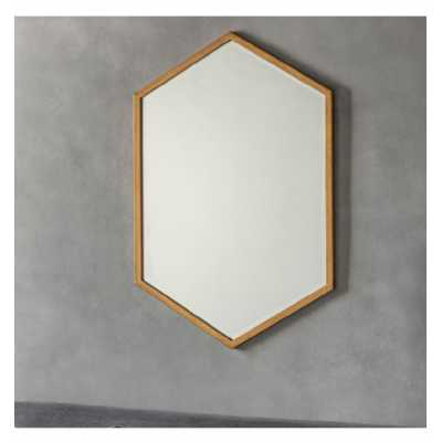 Mirror Antique Gold
