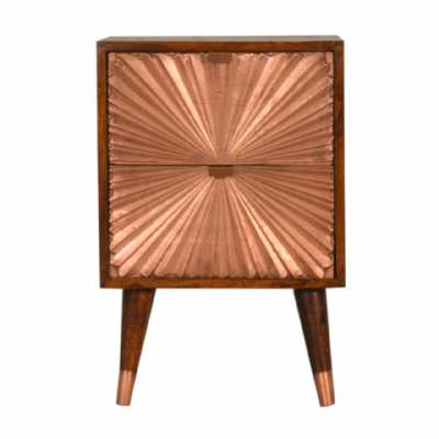 In1543 Manila Rose Gold Bedside