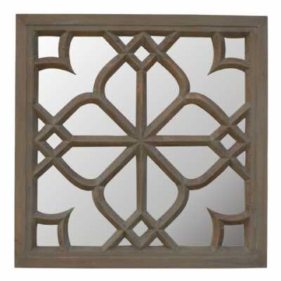 IN2022 Hand Carved Mirror Frame