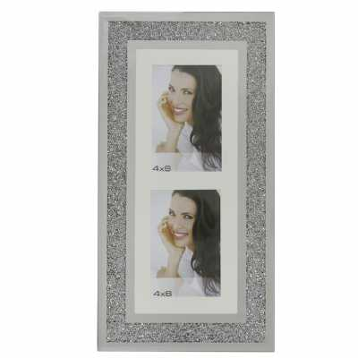 Milano 2 Photo Aperture Vertical Photo Frame (4x6)